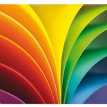 So Wall 2 Paper Rainbow Wallpanel SWL 2720 26 04 or SWL27202604 By Casadeco